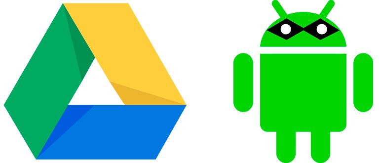 Гугл диск для Андроида