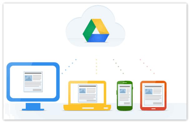 Гугл диск облако