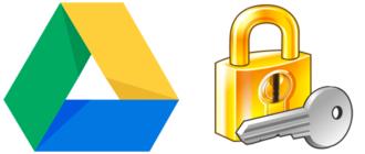 Как-запаролить-Google-Drive