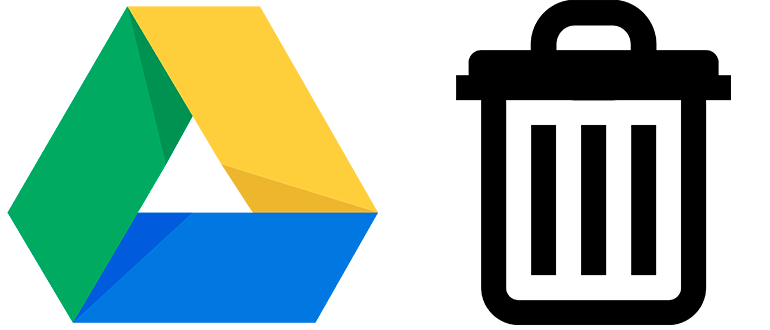Полность-удалить-Google-Drive