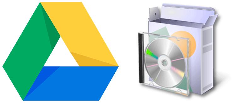 Пошговая-Установка-приложения-Google-Disk