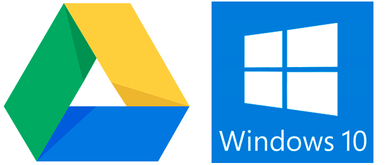 Скачать-Google Driv на Windows-10
