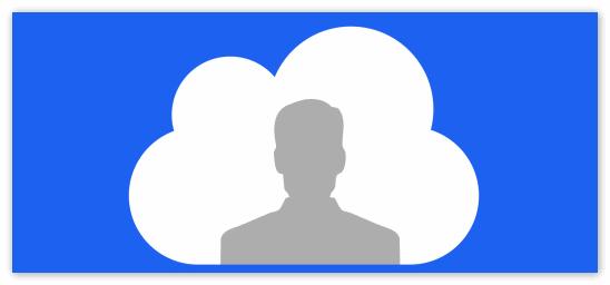 Контакты в облаке облаке Майл.Ру