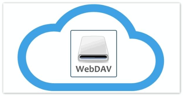 Сетевой диск для Mail