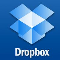 Dropbox логотип
