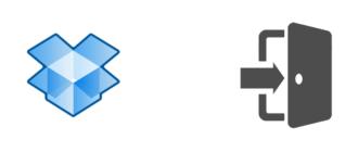 Dropbox - вход в личный кабинет