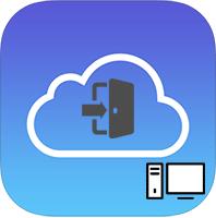 iCloud - вход с компьютера