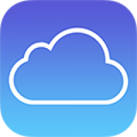 Иконка iCloud