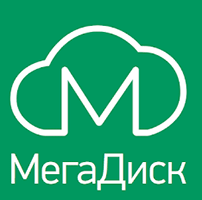 Иконка Мега диск