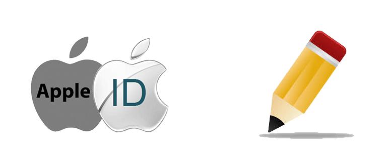 Как изменить Apple ID. Как настроить iCloud на iPhone