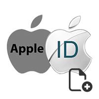 Как создать новый аккаунт Apple ID