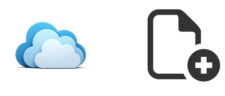 Как создать облако для хранения файлов бесплатно
