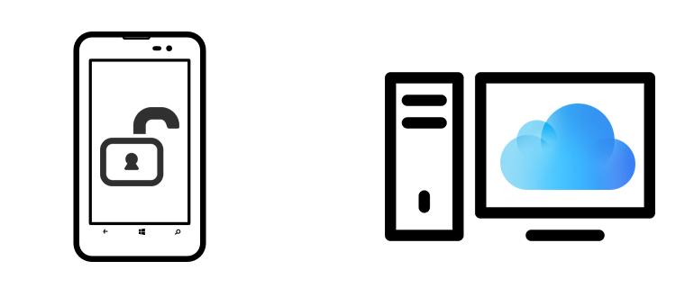Как заблокировать и разблокировать iPhone через iCloud с компьютера