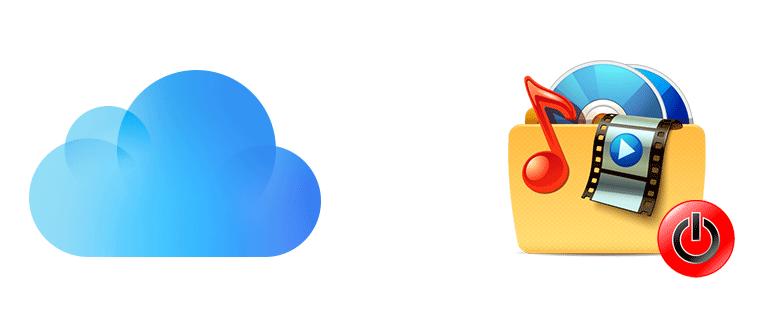 Медиатека iCloud - что это, как ее включить и выключить