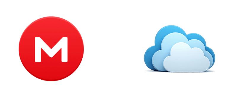 Мега диск - облачное хранилище
