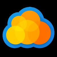Облако Mail.ru иконка
