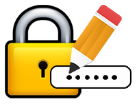Поменять пароль