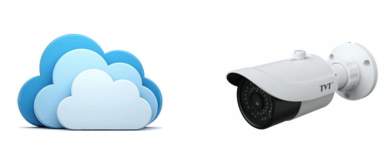 Облачный сервис для видеонаблюдения